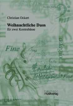 Weihnachtliche Duos, bearbeitet von Christian Ockert