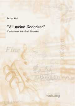 "Peter Mai, ""All mein Gedanken"""
