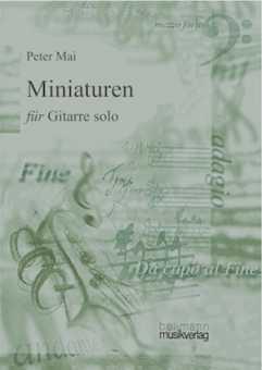 Peter Mai, Miniaturen