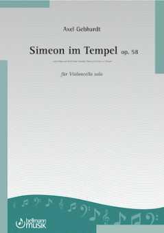 Axel Gebhardt, Simeon im Tempel op. 58