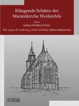 Doles, Johann Friedrich, Ratswahlkantate)