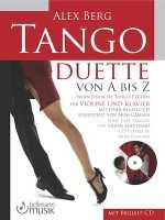Tango-Duette von A bis Z mit CD