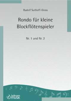 Rudolf: Rondo für kleine Blockflötenspieler