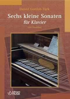 Sechs kleine Sonaten für Klavier