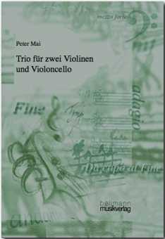 Trio für zwei Violinen und Violoncello
