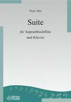Peter Mai, Suite für Sopranblockflöte und Klavier