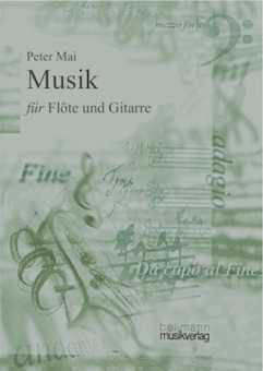 Peter Mai, Musik für Flöte (Alt-Blockflöte) und Gitarre