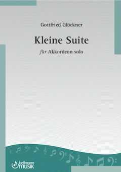 Gottfried Glöckner, Kleine Suite für Akkordeon