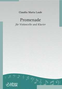 Claudia M. Laule, Promenade
