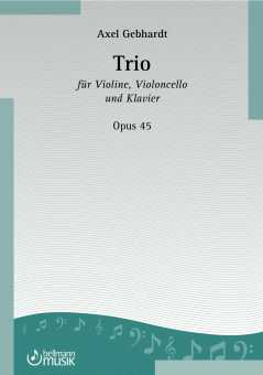 Axel Gebhardt, Trio