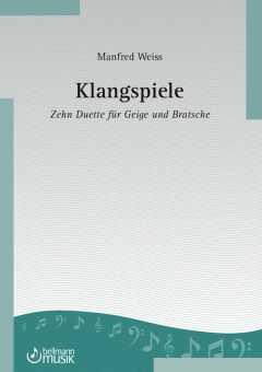 Manfred Weiss, Klangspiele