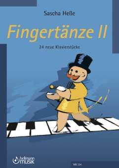 Sascha Heße, Fingertänze II