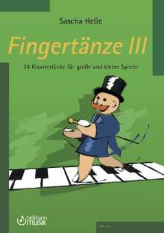 Sascha Heße, Fingertänze III