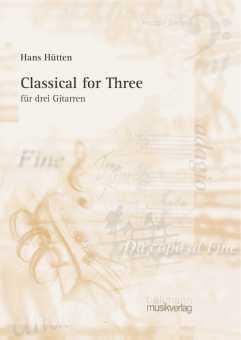 Hans Hütten, Classical for Three