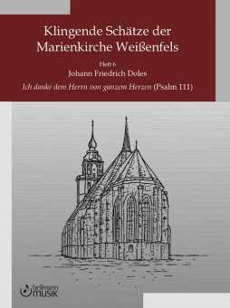 Doles, Johann Friedrich, (Psalm 111)