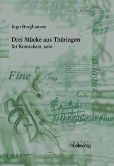 Drei Tänze aus Thüringen bearbeitet von Ingo Burghausen