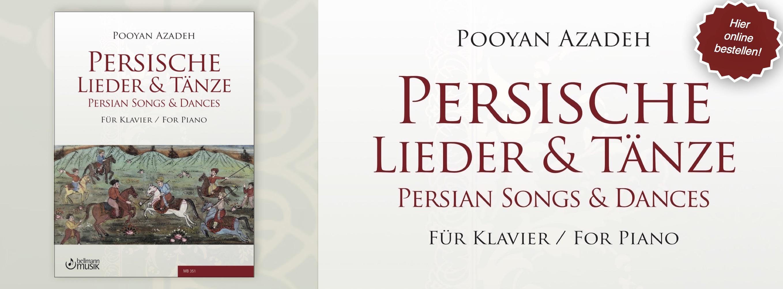 Persische Lieder &Tänze